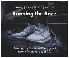 Running the Race Social 1